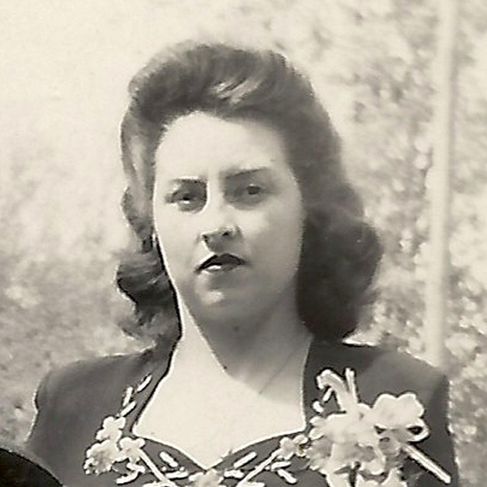 Geraldine Van Hooser