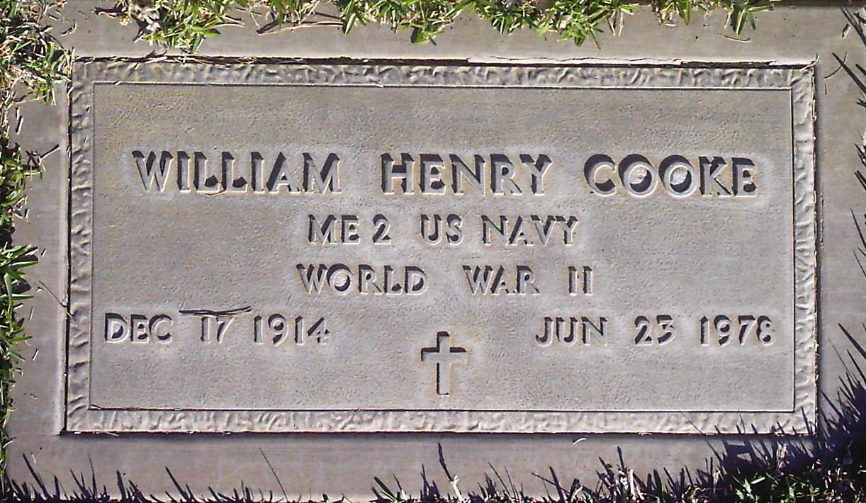 William David Cooke