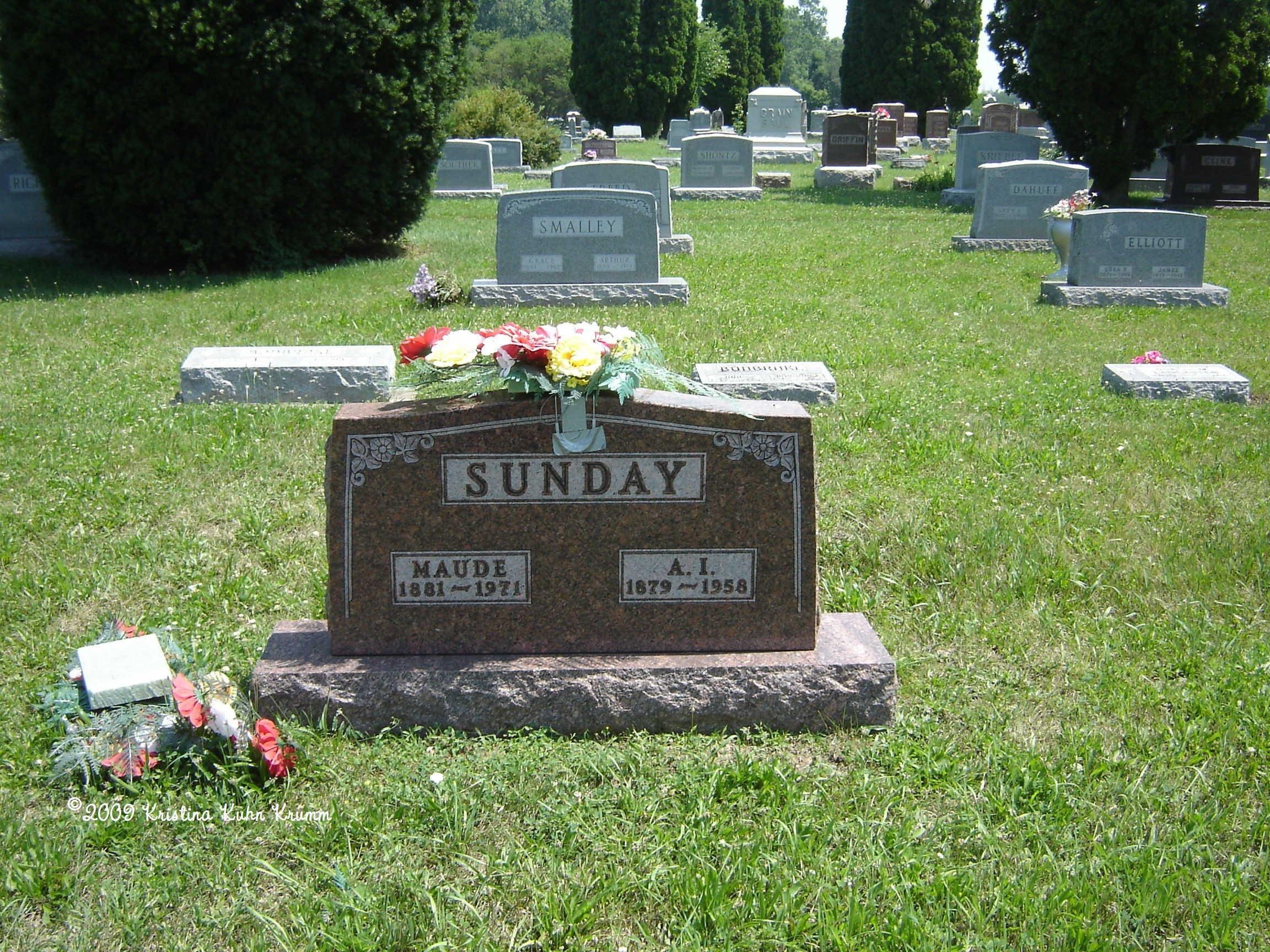 Izora Sunday