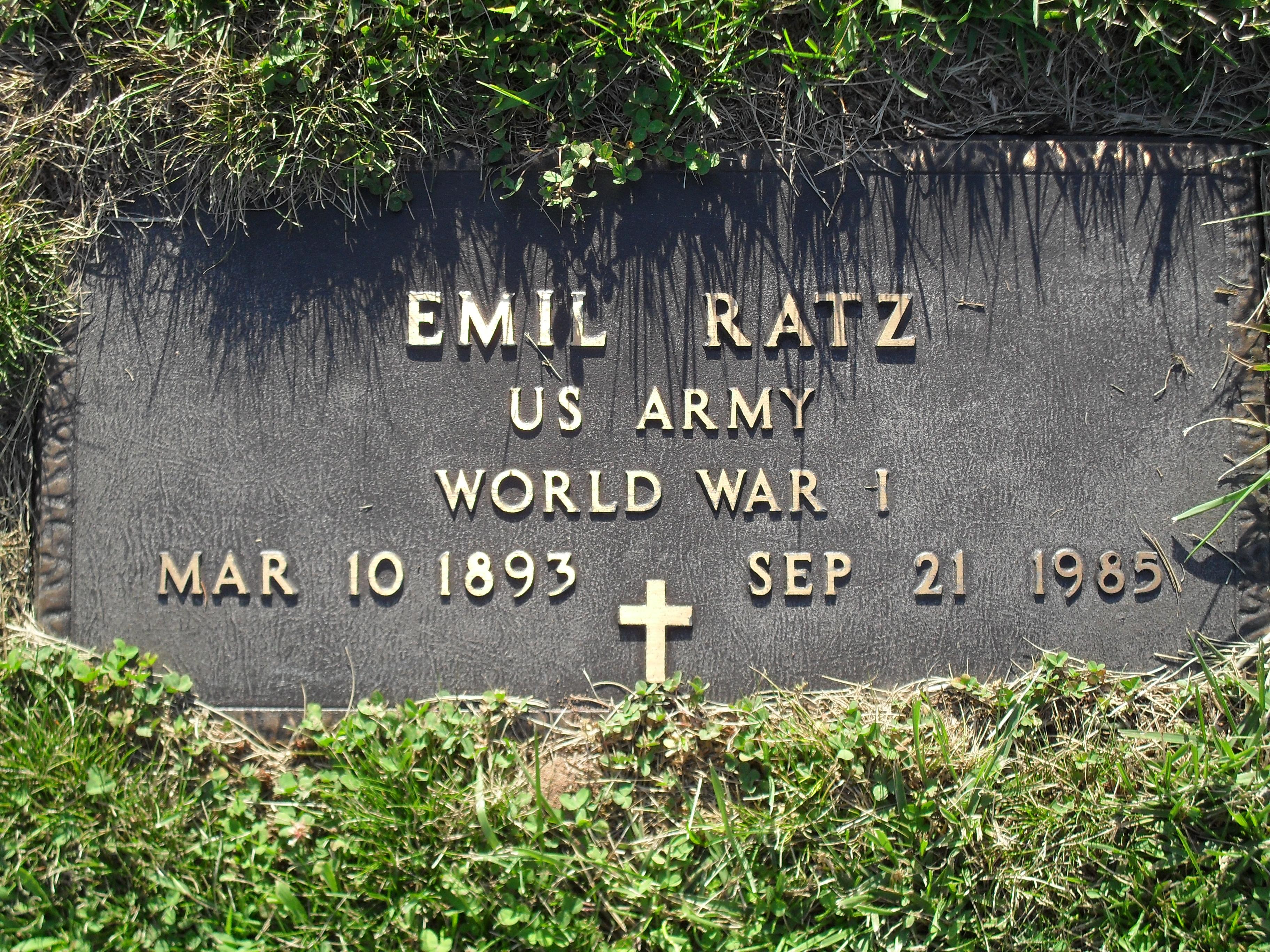 Emil Ratz
