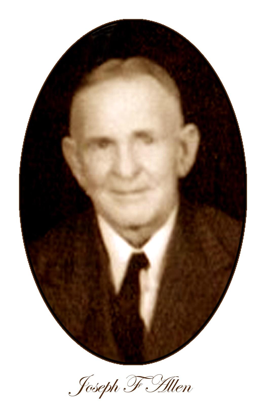 Joseph Flanary Allen