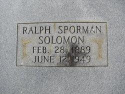 Ralph Solomon