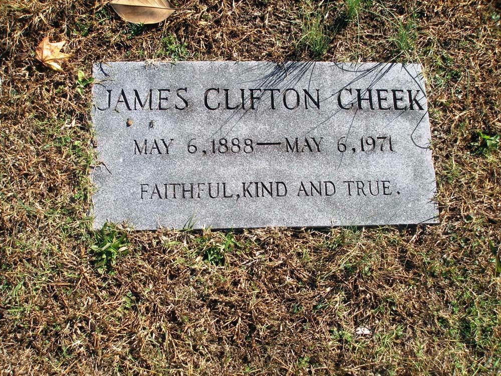 Ansel Clifton Cheek