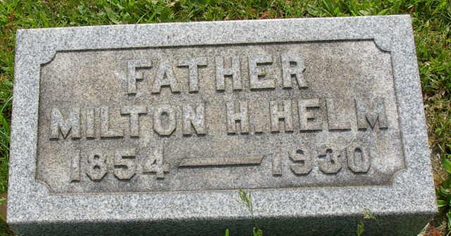 Henry F Helm