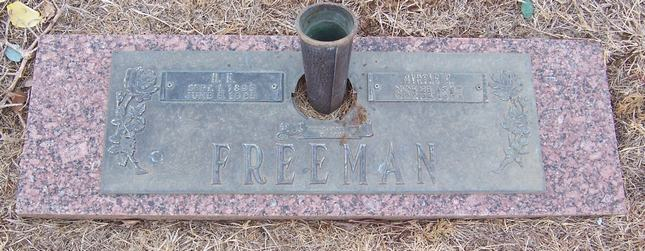 Harry Norment Freeman