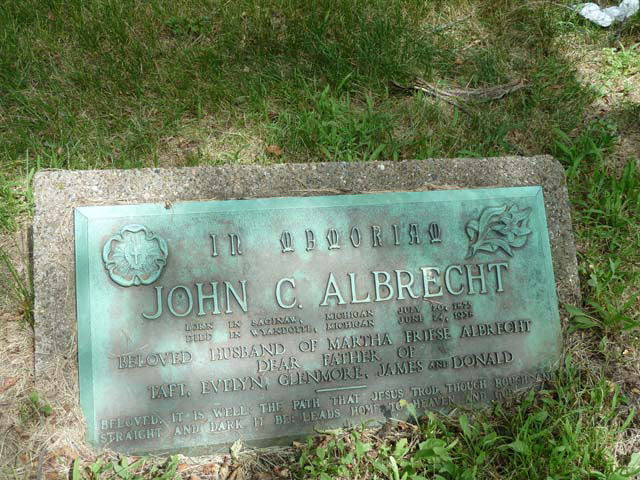 John Christopher Albrecht