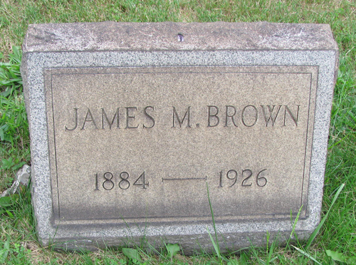 James Melvin Brown