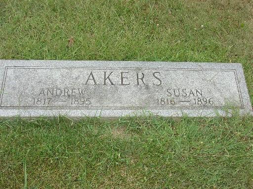 Andrew Jackson Akers