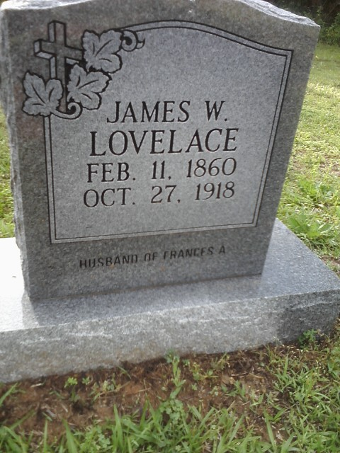 James Willis Lovelace