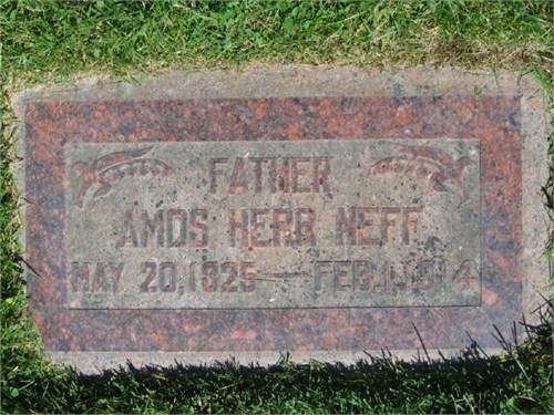Amos Barr Neff