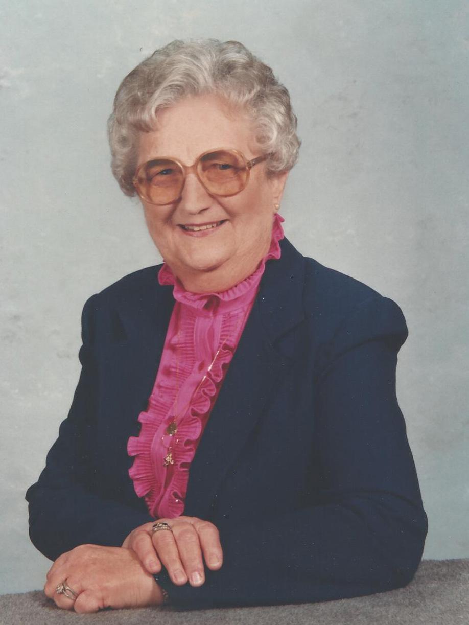 Alice Van Gieson