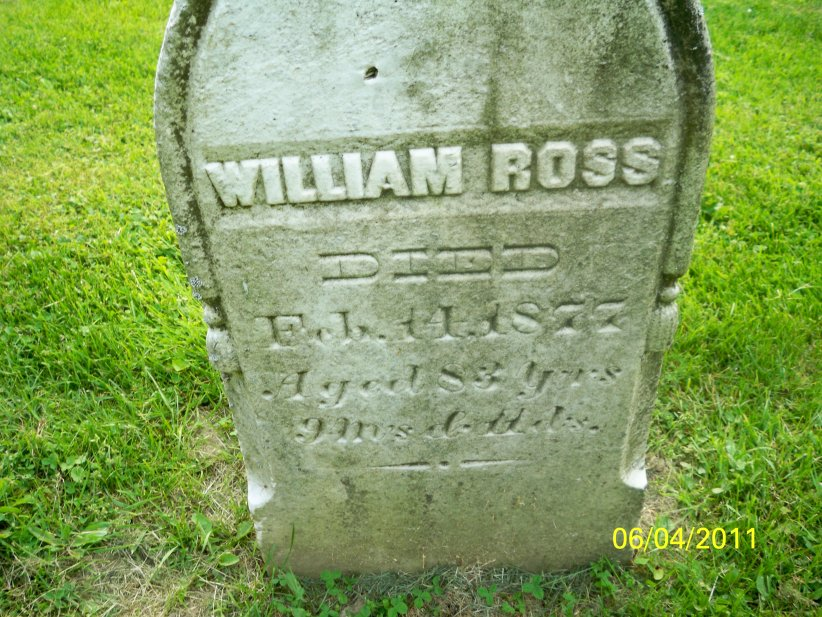 William Daniel Ross