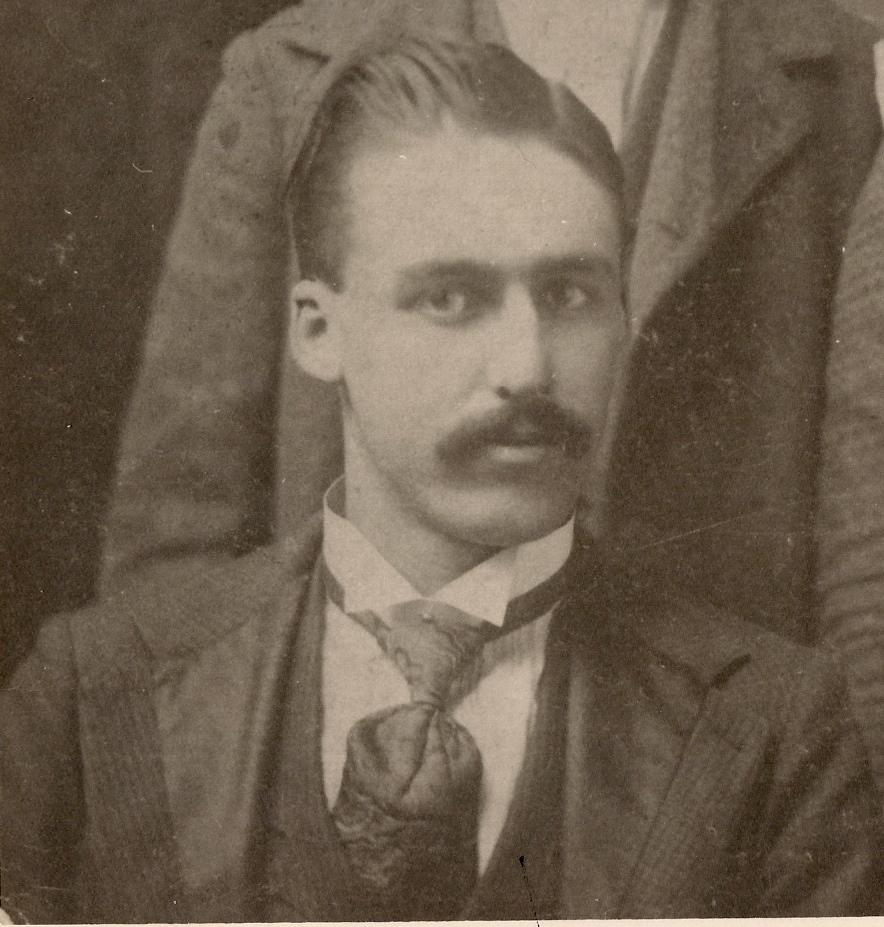 Sherod Percy Barksdale