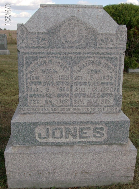 Marion LeRoy Jones