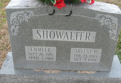 Warder Clifton Showalter