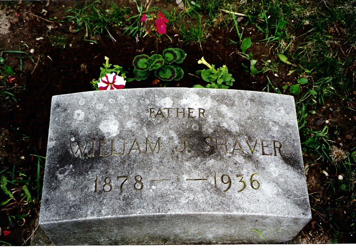 James F Shaver