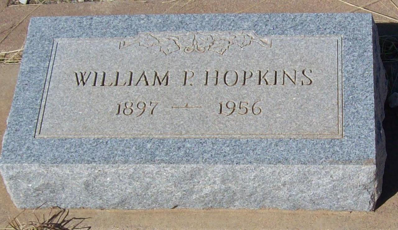 William Pollard Hopkins
