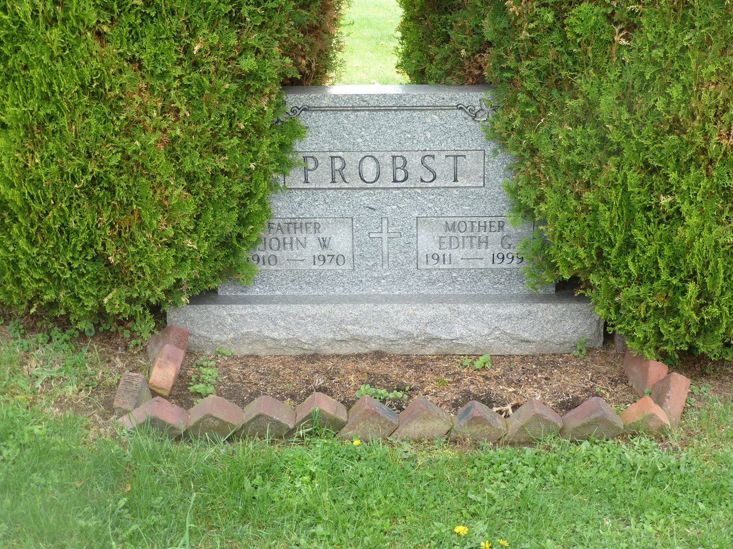 John Wesley Probst