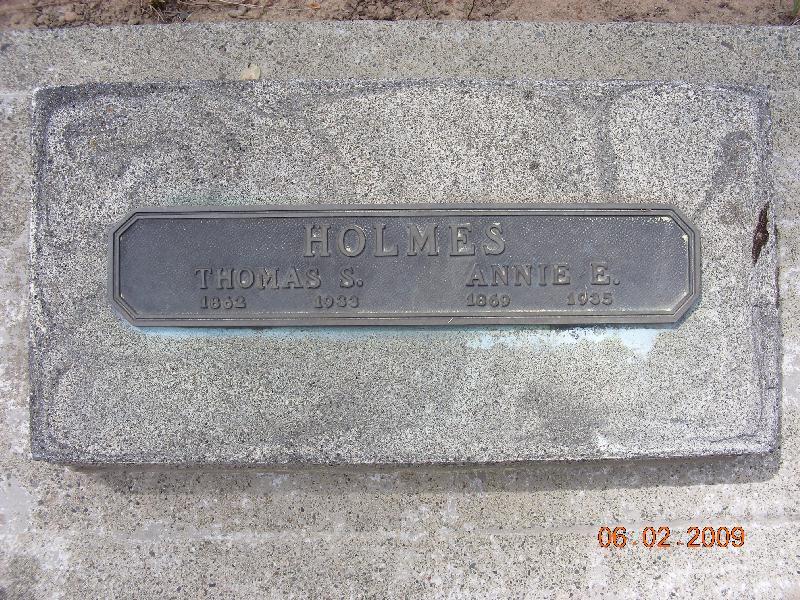 Mary Ann Holmes