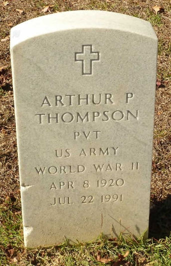 Arthur Philip Thompson