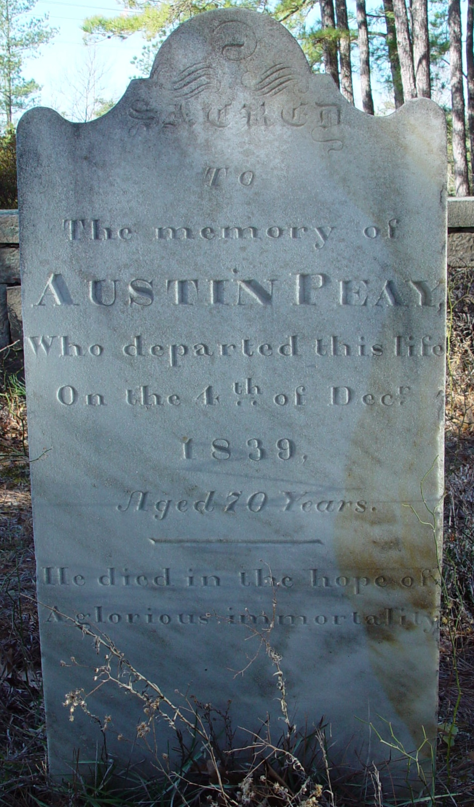Austin Ford Peay