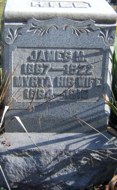 James Matthew Hill