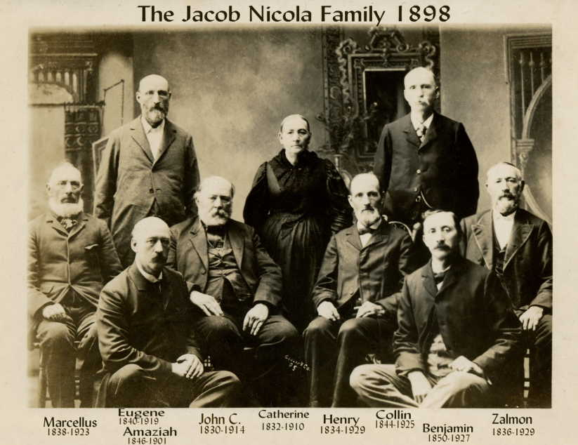 Jacob Nicola