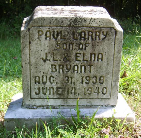 Larry Dean Bryant