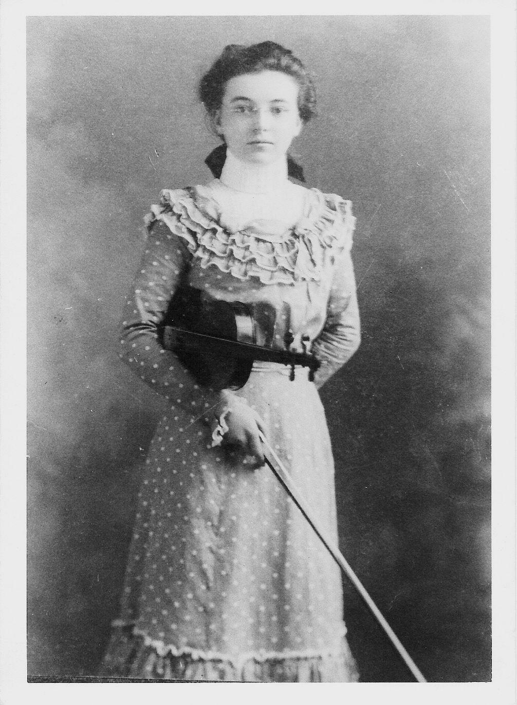 Ida Minnie Plummer