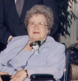 Betty Ruth Williams
