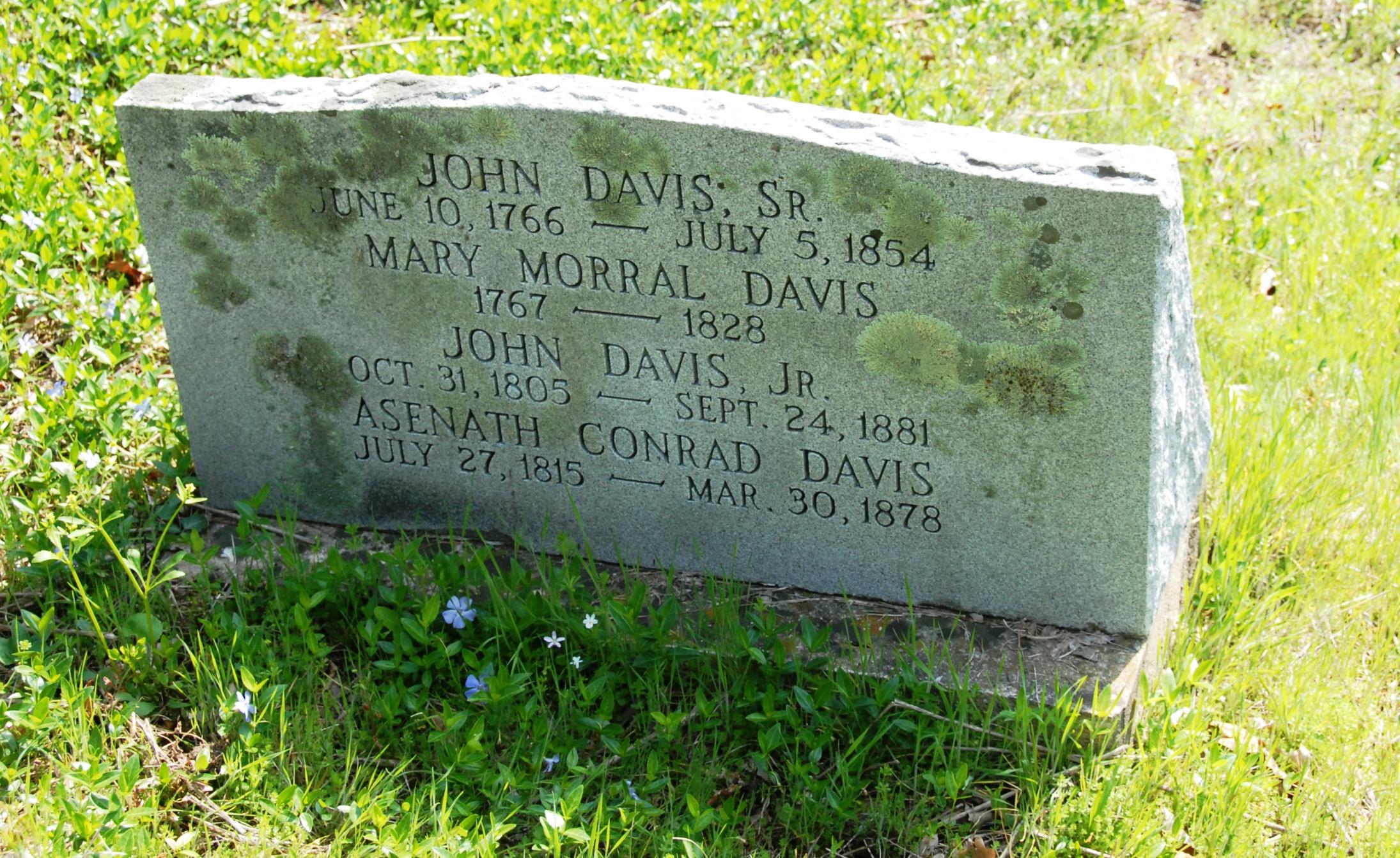 John A Morral