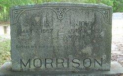 Gertrude M Morrison