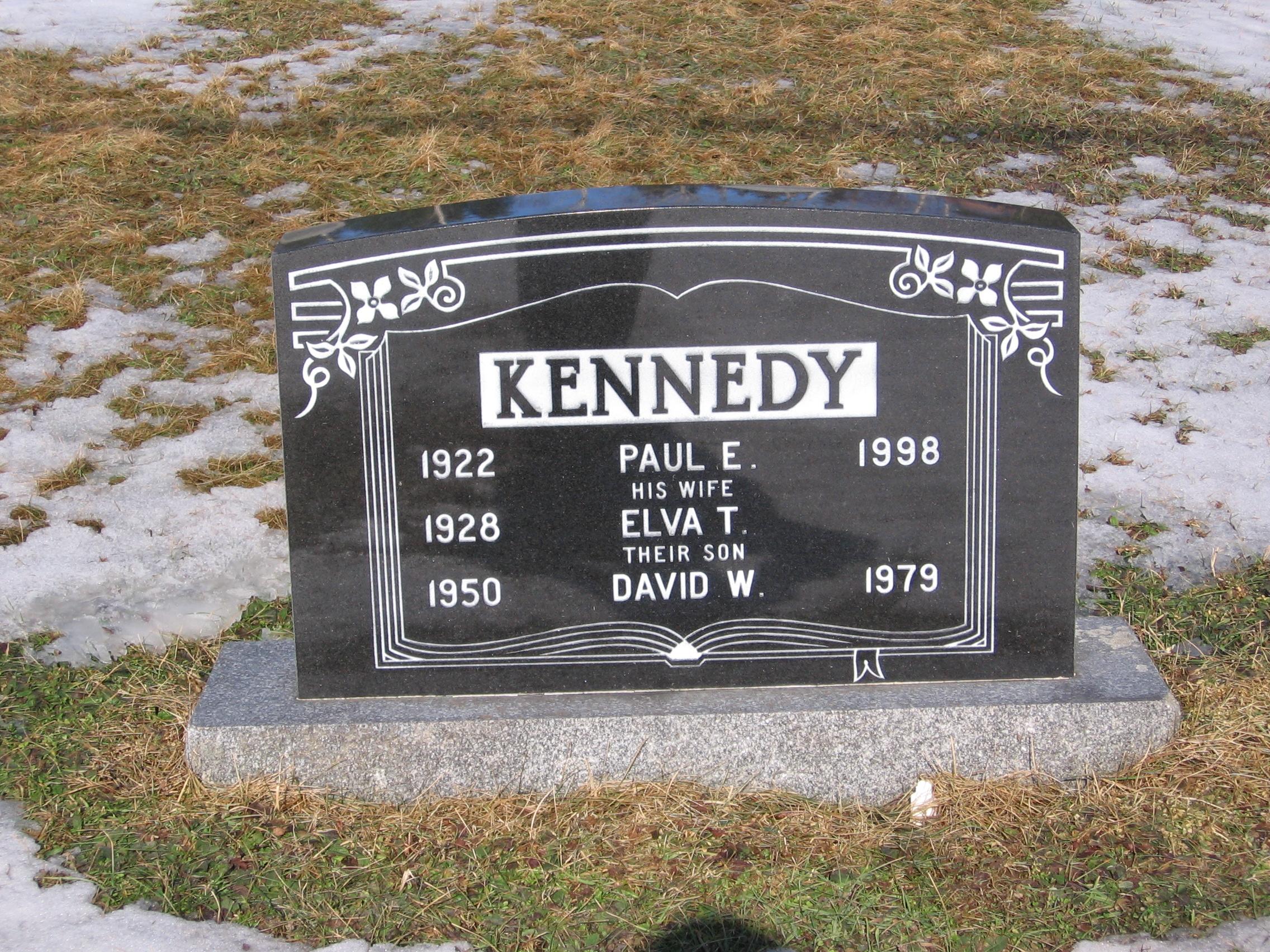 Wayne C Kennedy