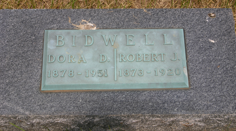 Robert Bruce Bidwell