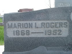 Marion Lewis Rogers