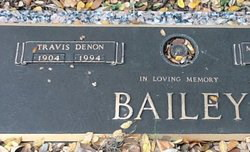 Travis William Bailey