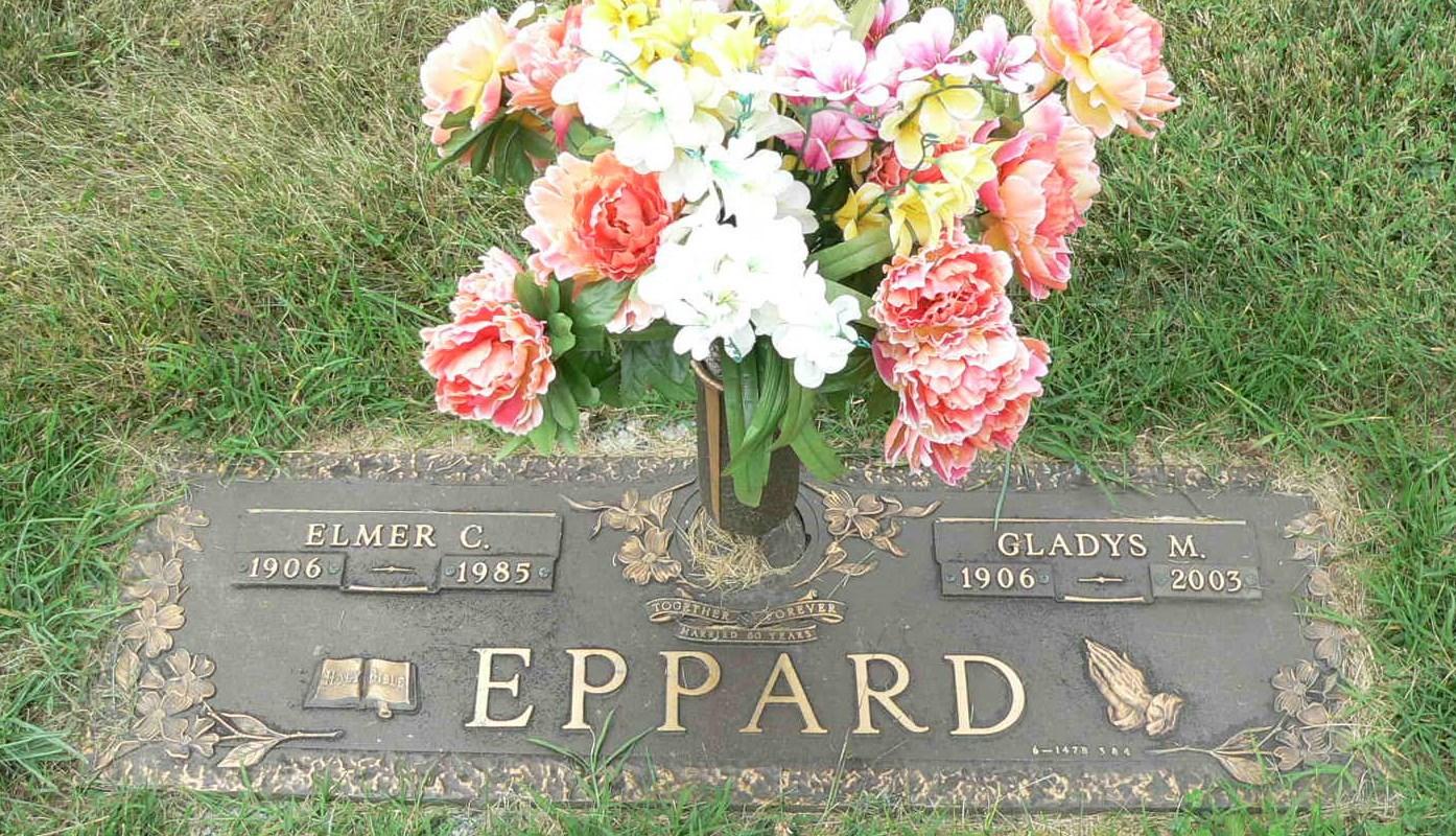 Elmer Clyde Eppard