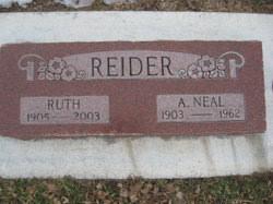 Neal Davis Rader