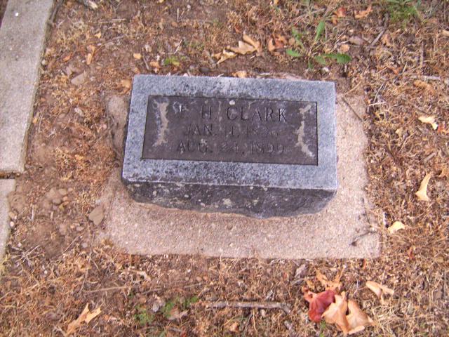 Henry Irvin Clark