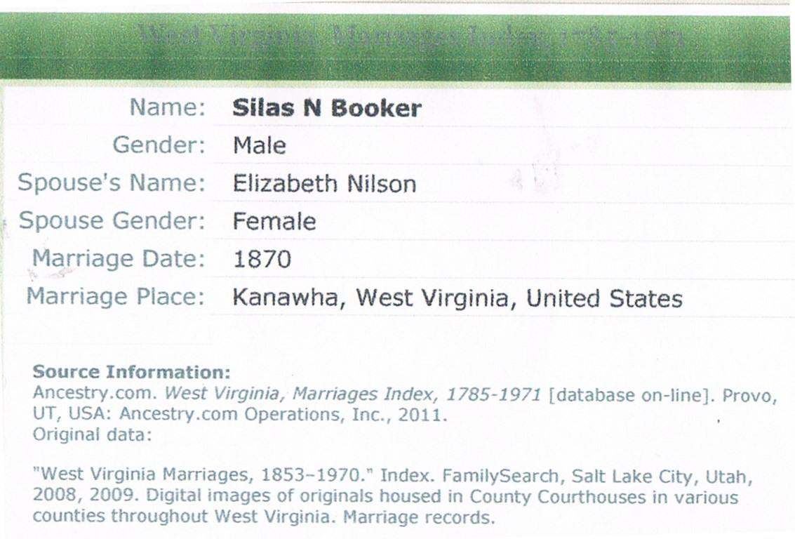 Silas Booker
