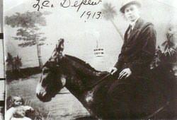 Leonard Depew
