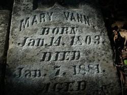 John R Vann