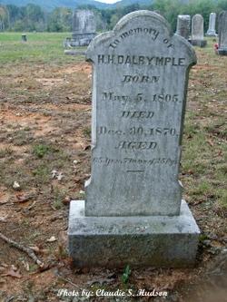 Henry Homer Dalrymple