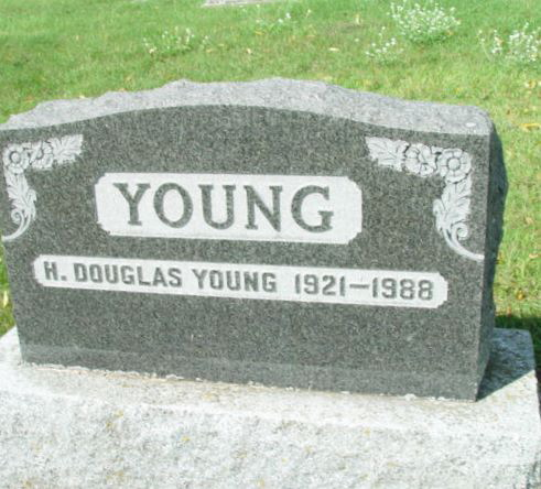 Cecil Douglas Young