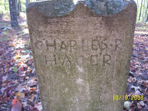 Charles R Hager