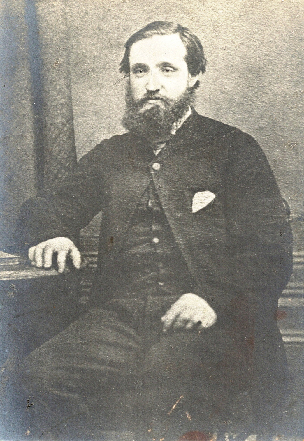 George L Ginger