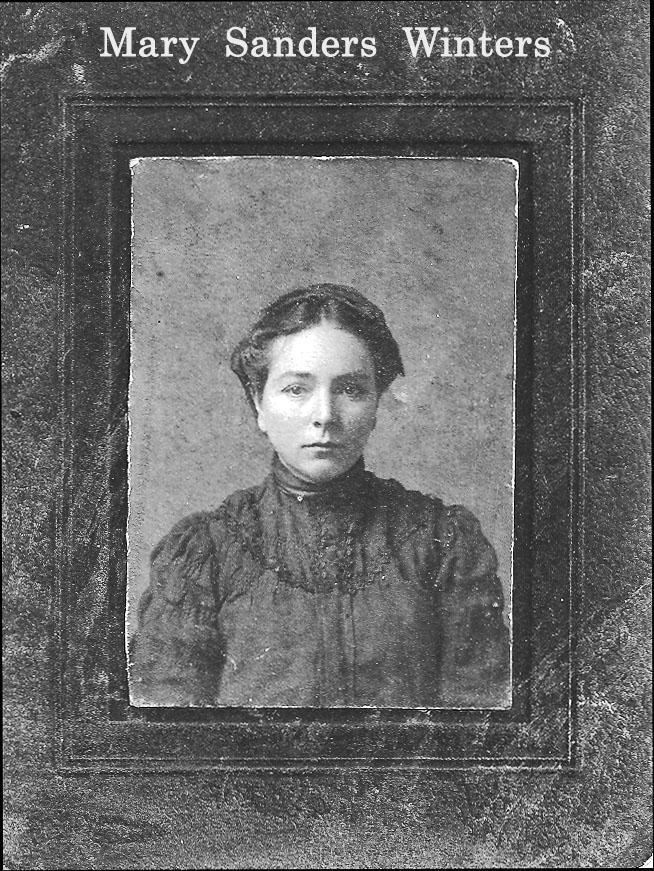 Mary Burton Sanders