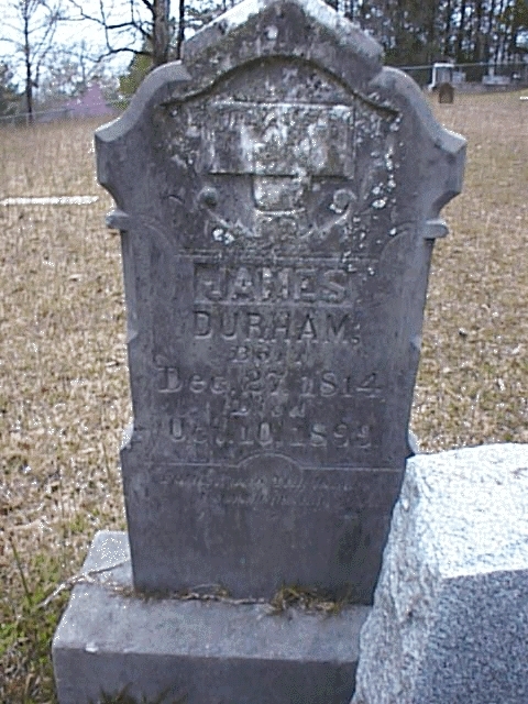James S Durham