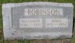 Francis E Robinson