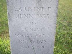 Ernest E Jennings